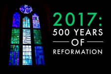 500 years reformation logo